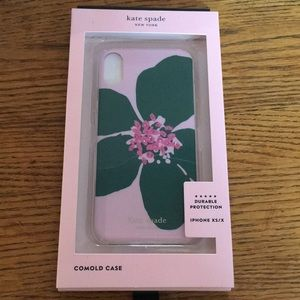 Kate Spade IPhone XS/X phone case